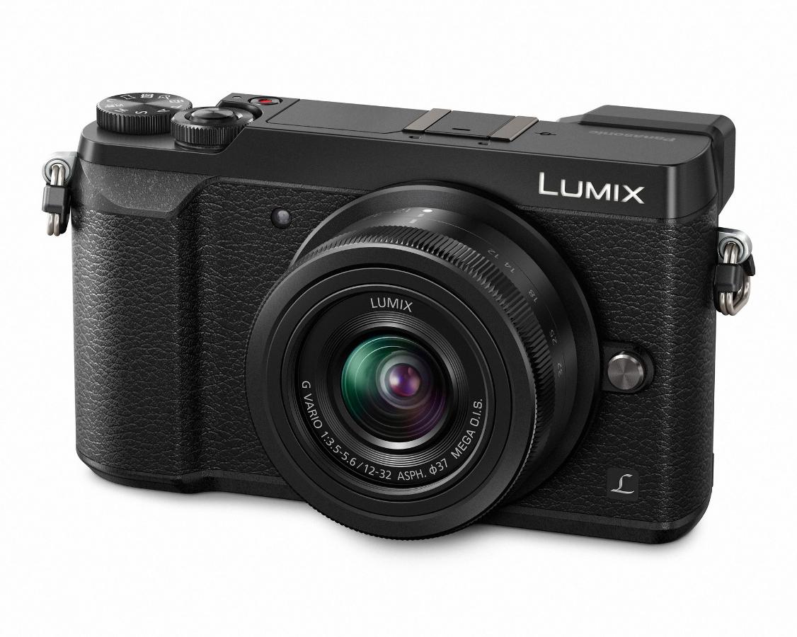 THE LUMIX GX85 M/43 INTERCHAGEABLE LENS CAMERA