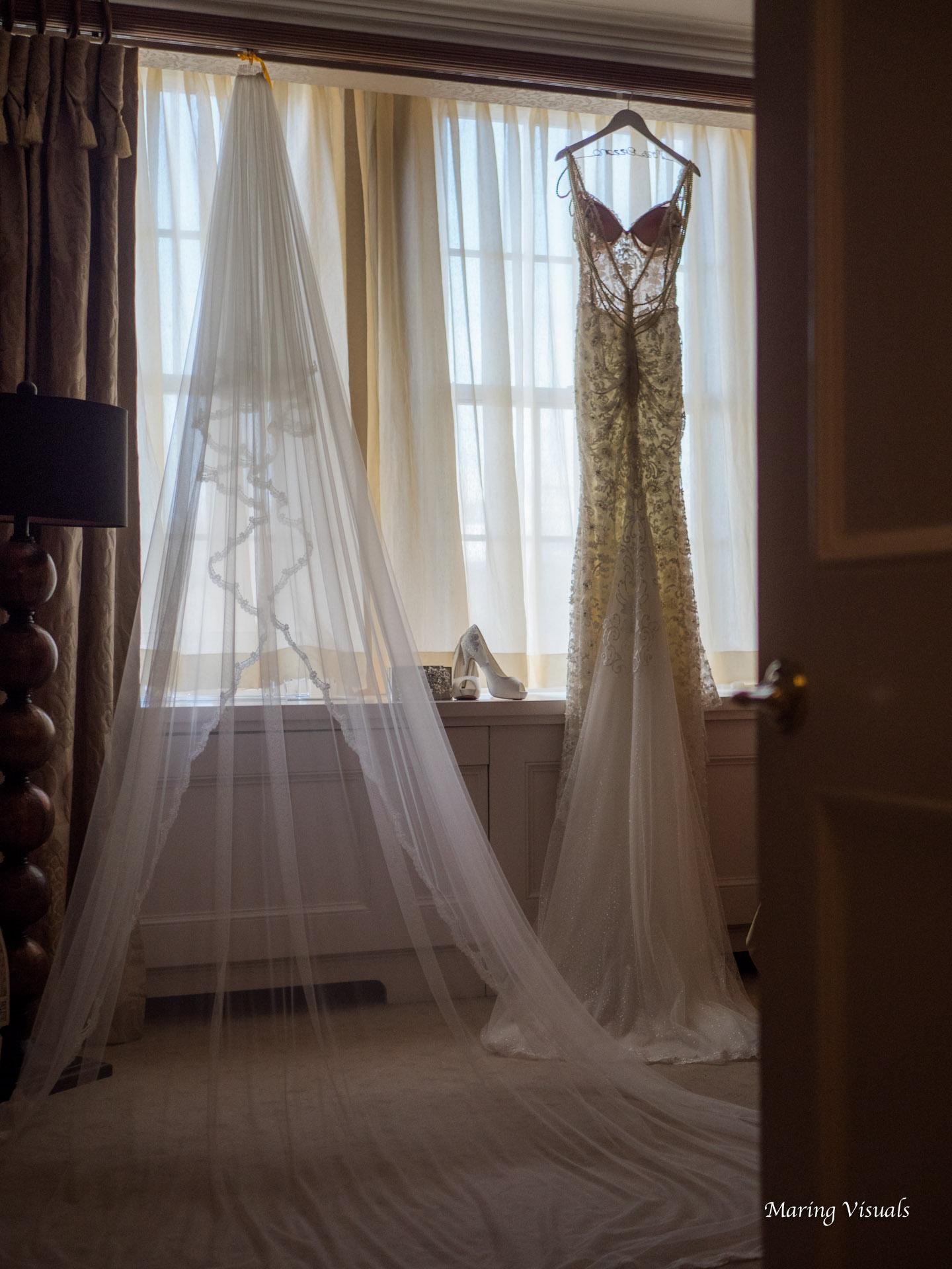 Pierre Hotel NYC Wedding Dress