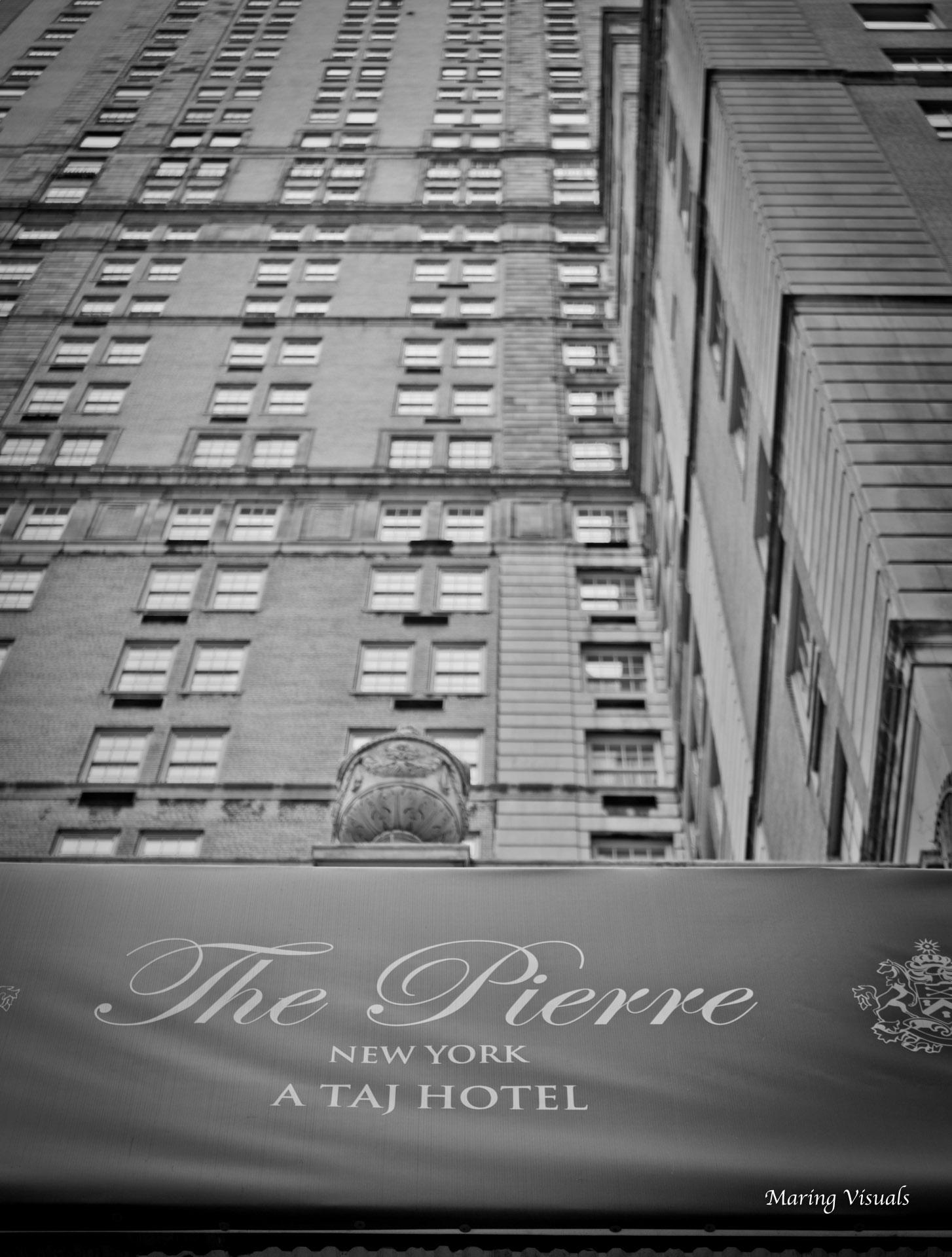 Pierre Hotel NYC