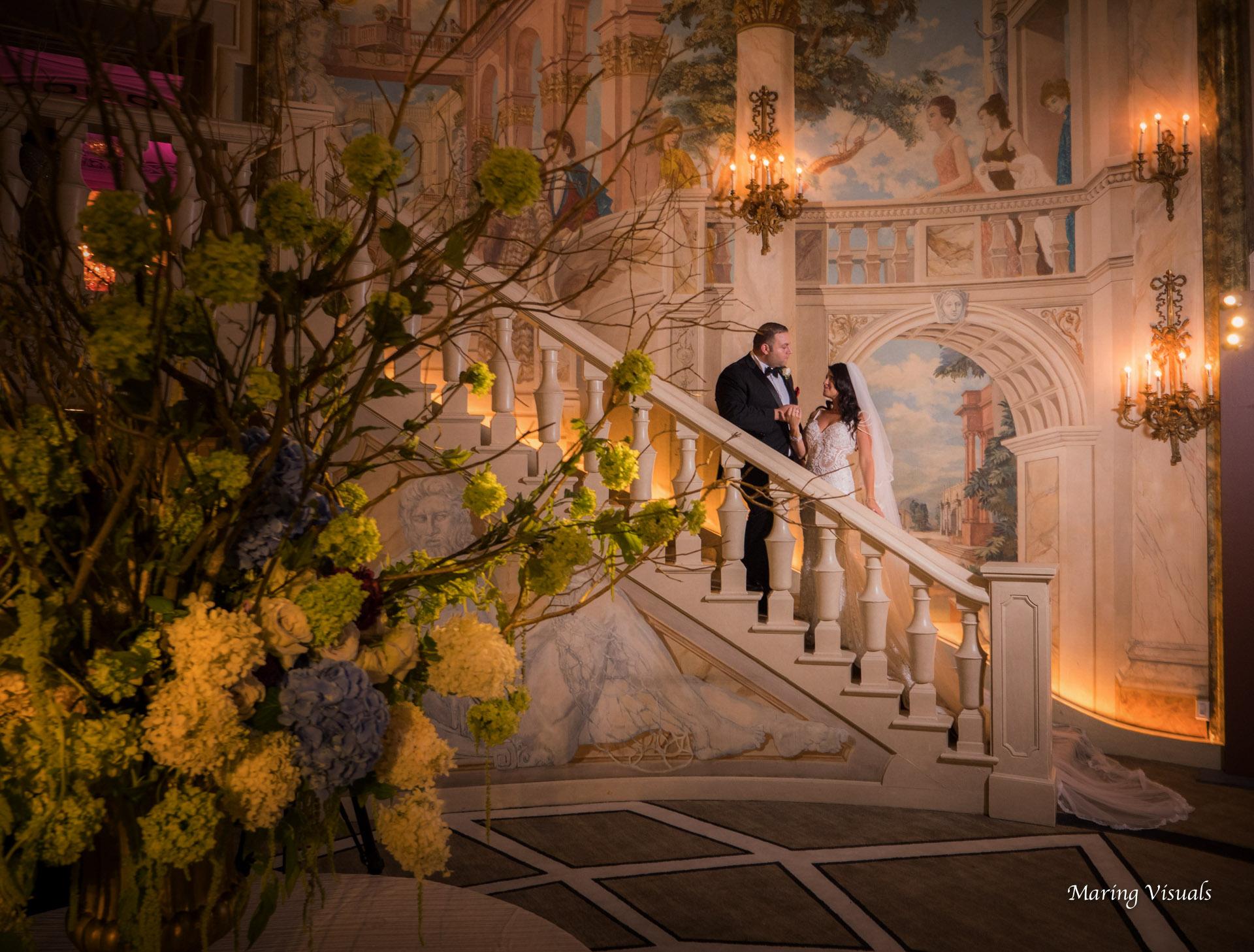 Pierre Hotel NYC Wedding
