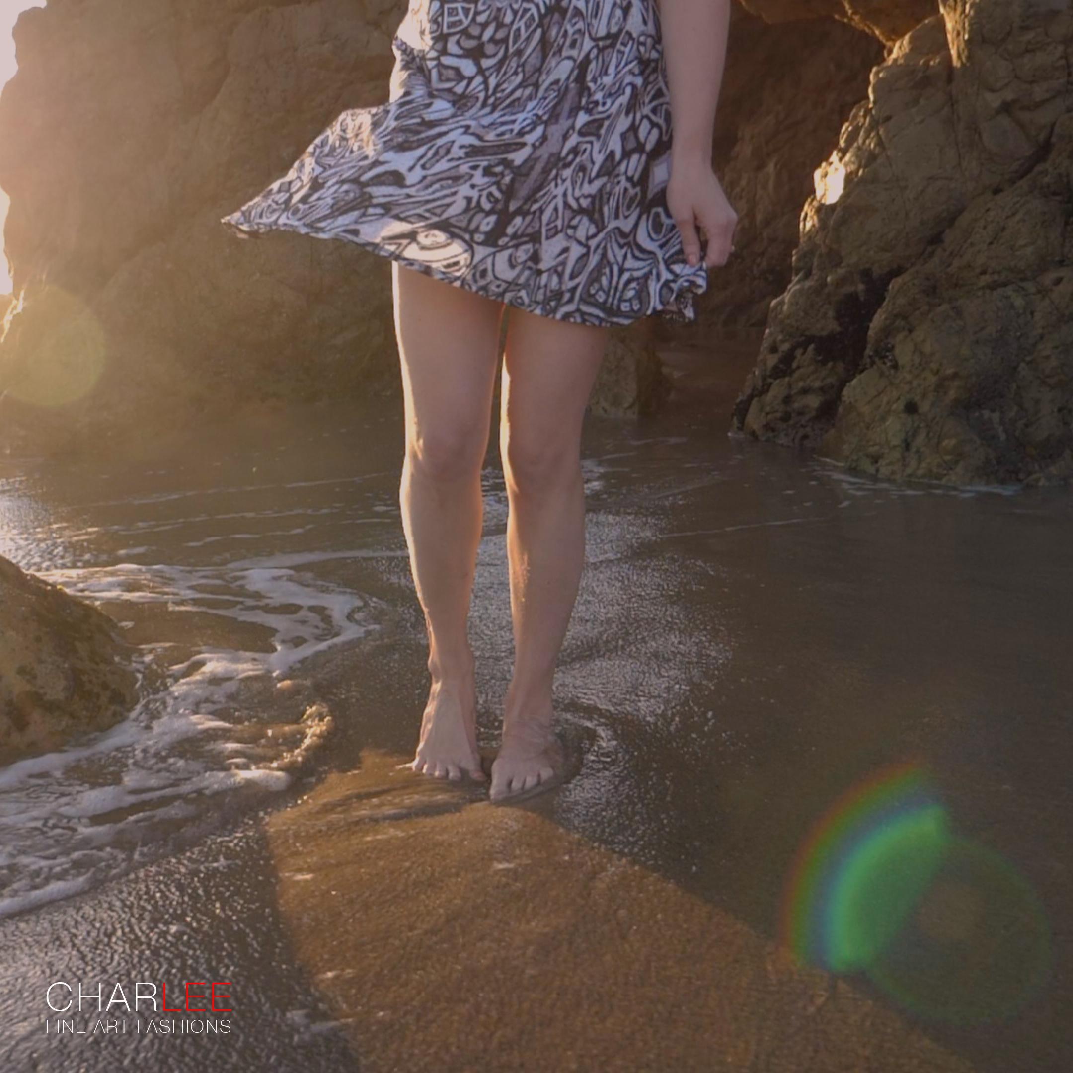 Charlee The Dream Flare Dress BW Malibu CA-03.jpg