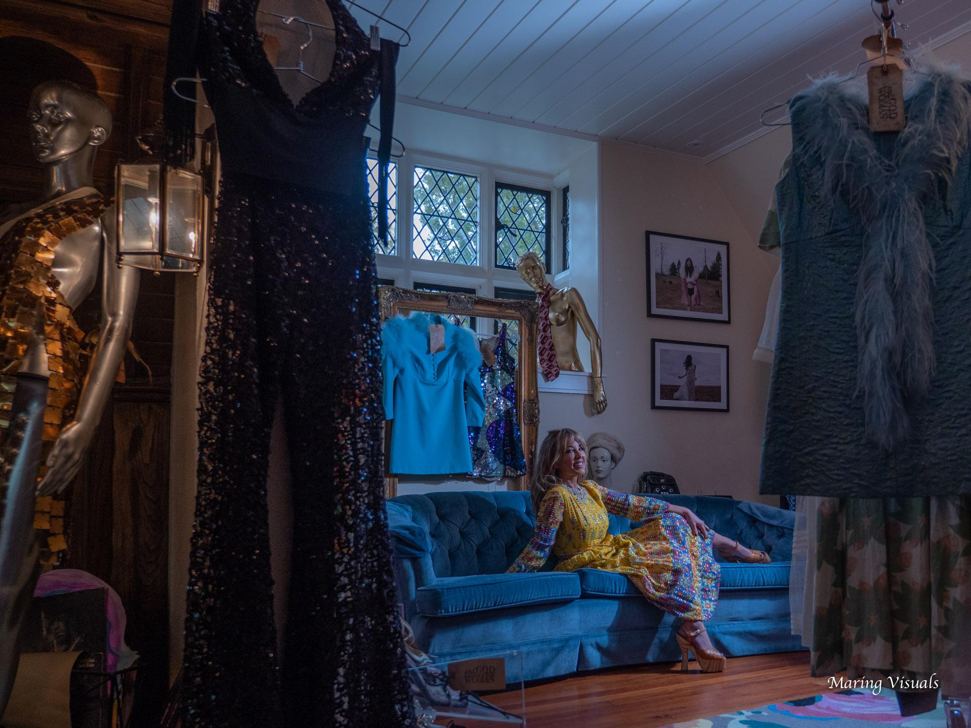Vintage Clothing Loft