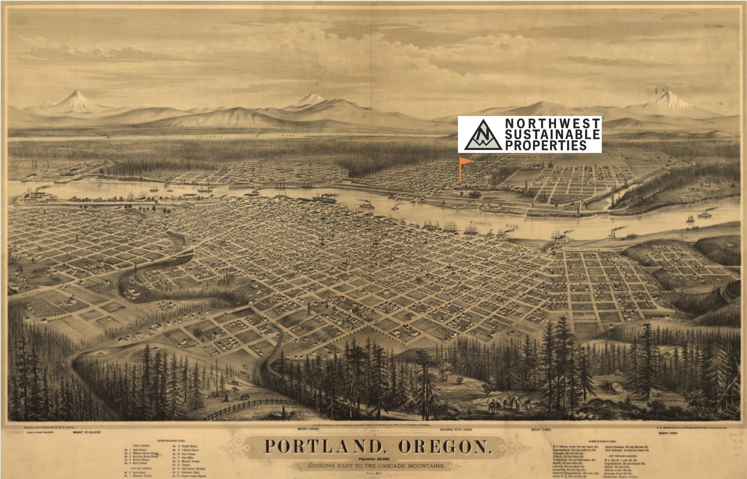 240 SE 2nd Portland, Oregon 97214