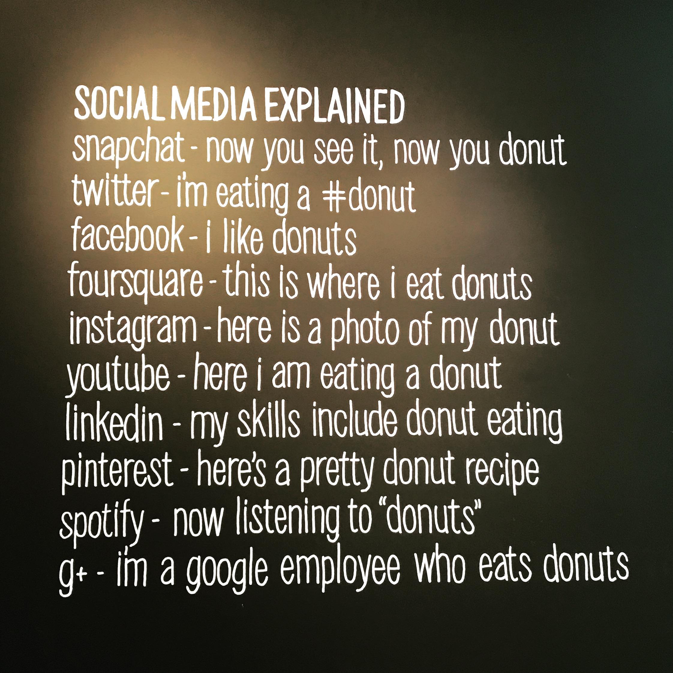 donut wisdom
