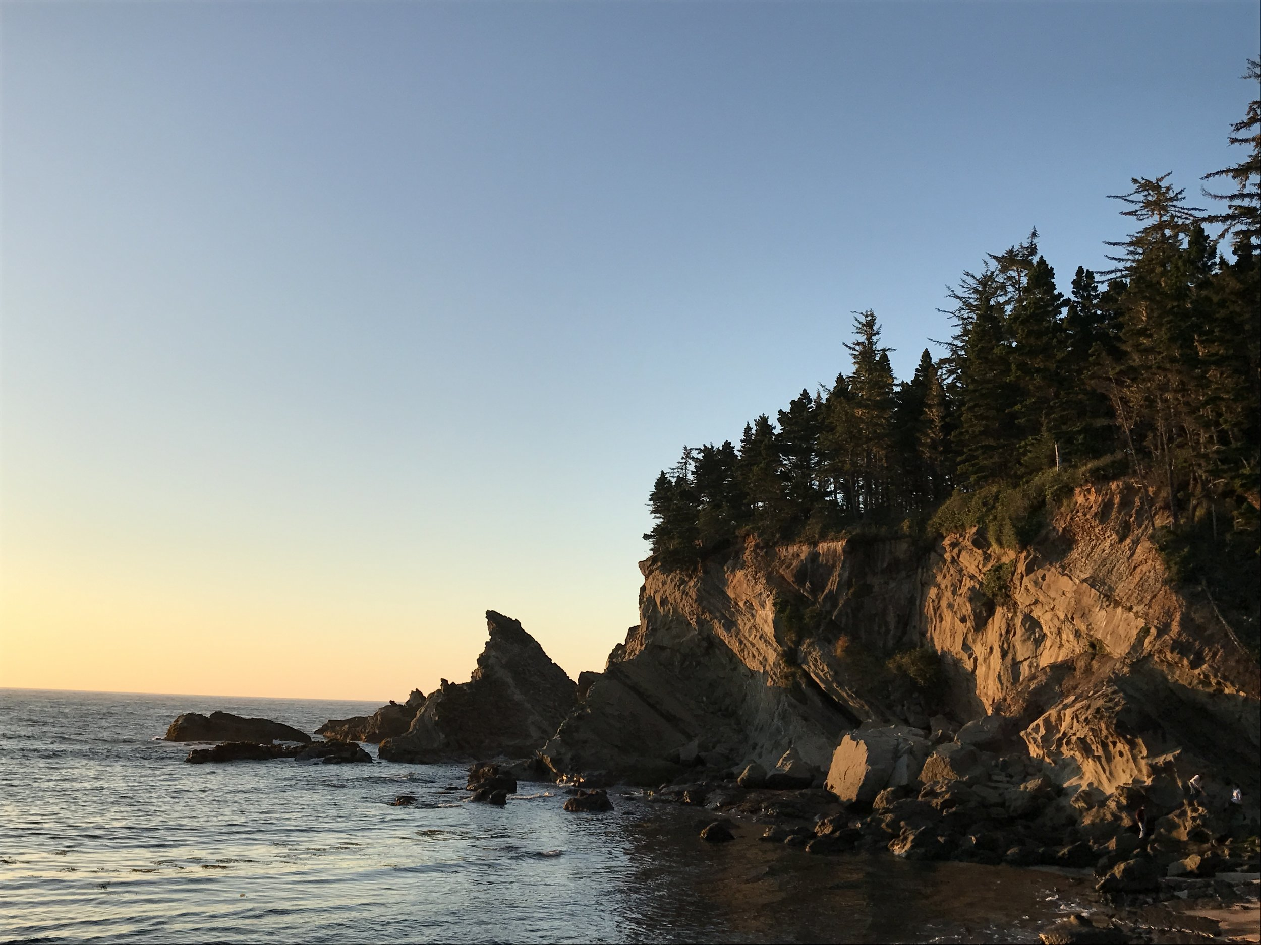 coos bay sunset beach.JPG