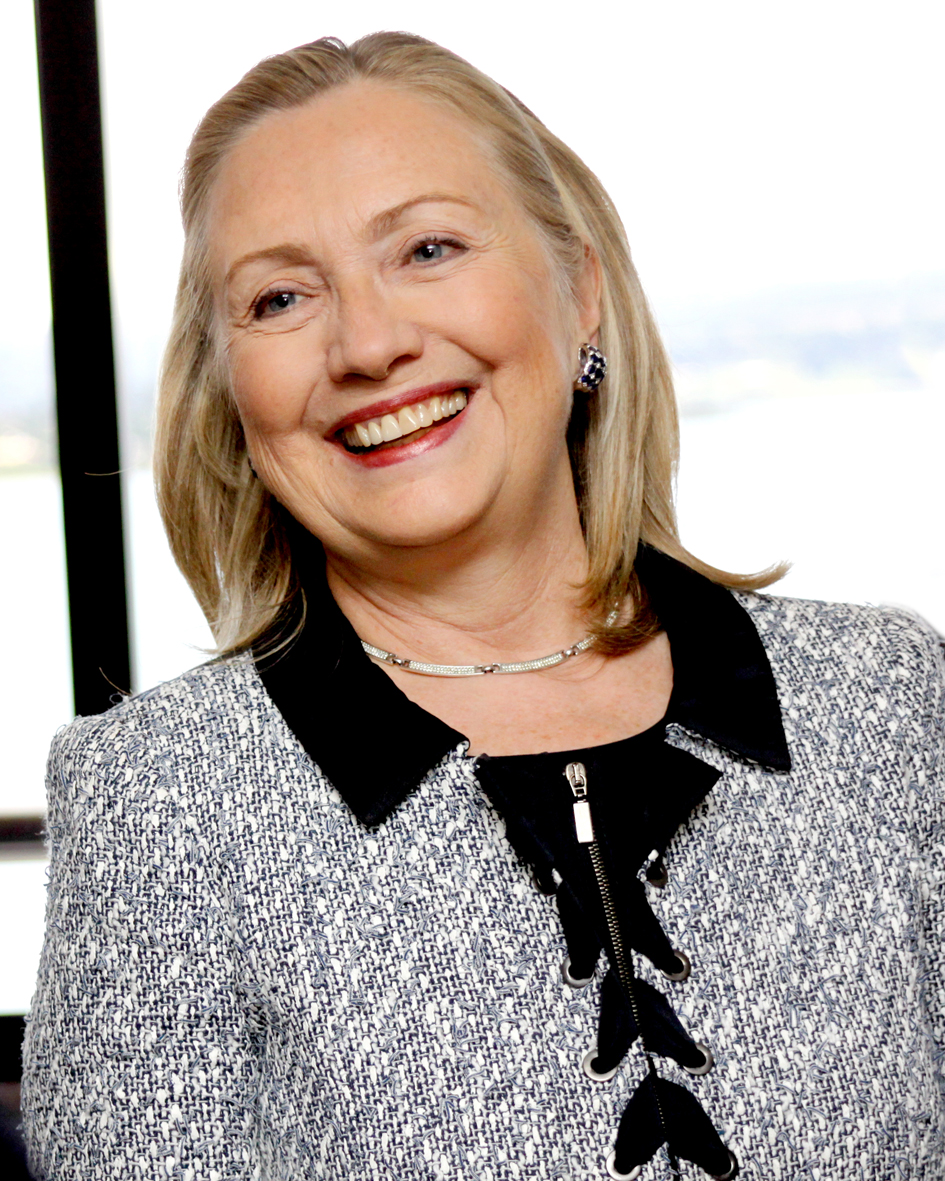 Hillary Clinton, courtesy U.S. State Department
