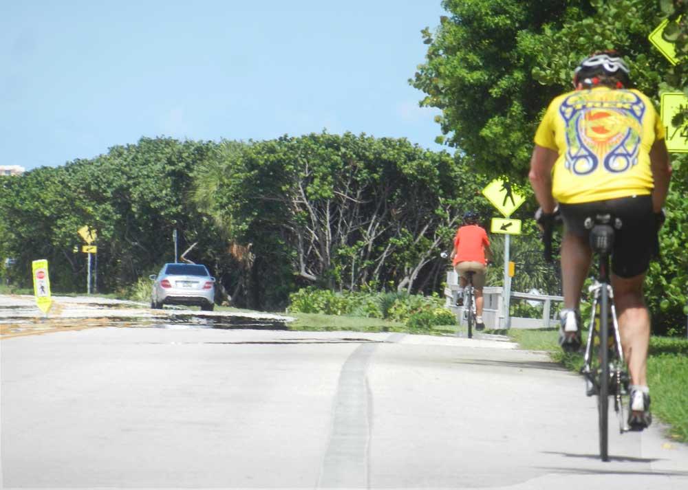 Bike Crash Lawsuit in Fort Lauderdale
