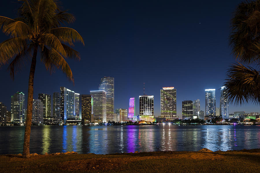 Downtown Miami and Brickell are popular bicycling spots in Miami-Dade County.
