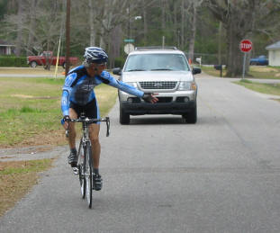 FL bicycle case is liability means determining who is at fault.