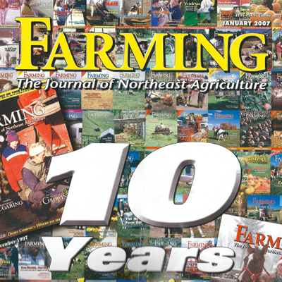 FARMING: THE JOURNAL OF NORTHEAST AGRICULTURE  January 2007  Randall Lineback Cattle: Heritage Breeds Links Past and Future