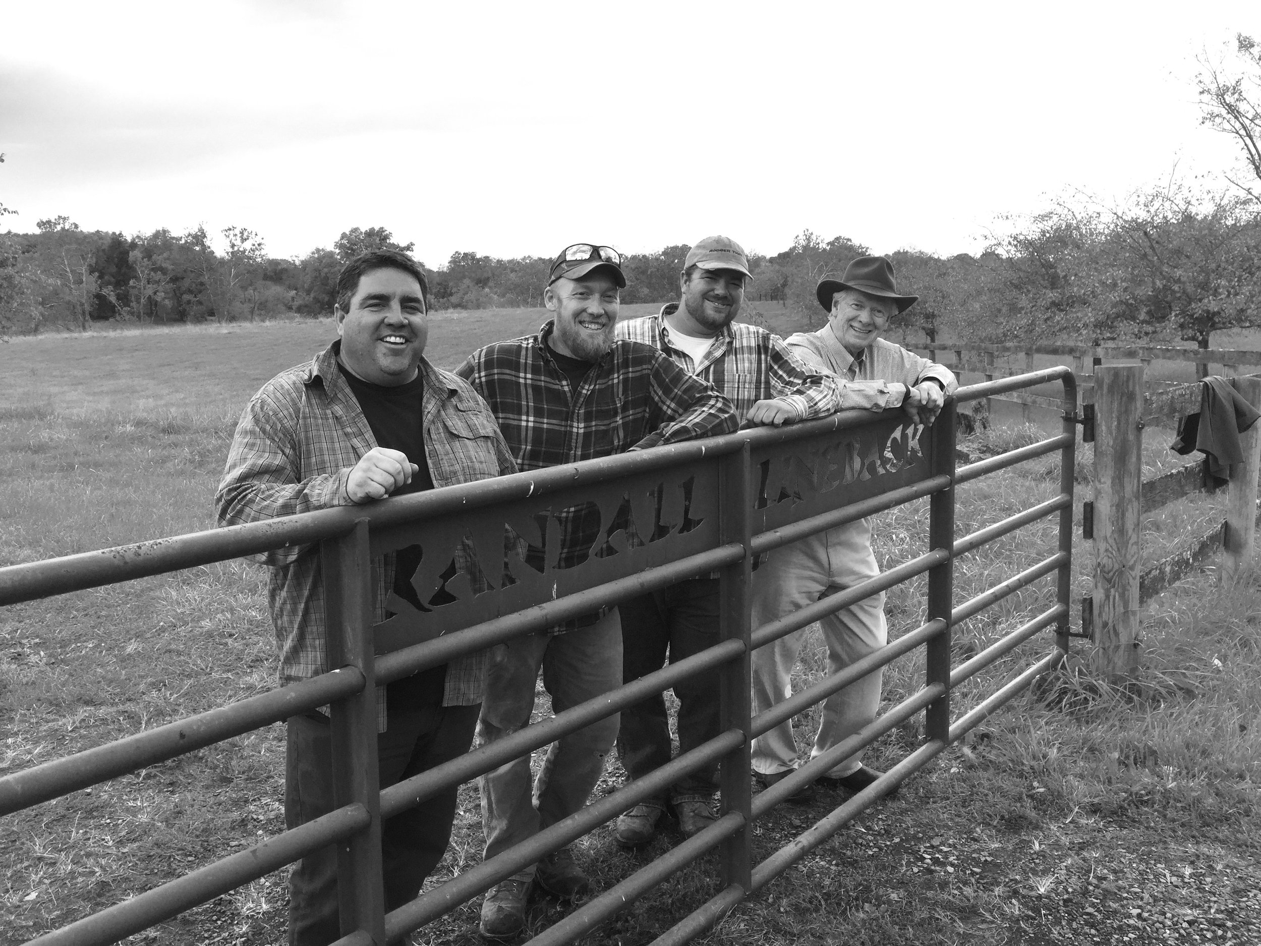 The Chapel Hill Farm Team