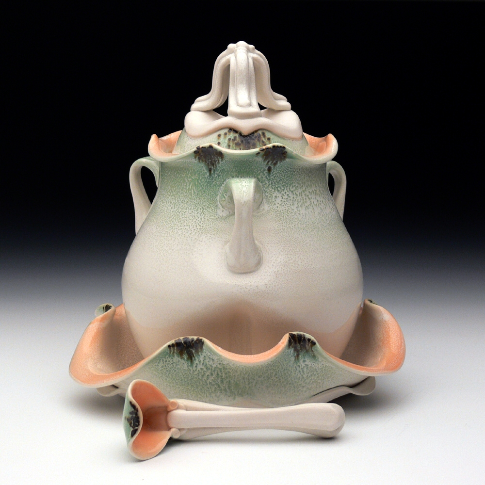 Martha Grover: Bath Salts Jar