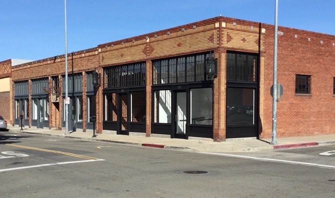 Beautiful, newly renovated retail spaces on Castro Street