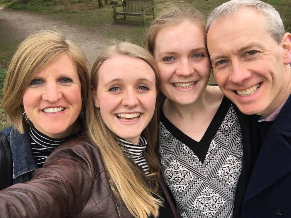 Andrew & Rosie lead the team at Birmingham Vineyard. They have been married since 1994 and have two wonderful daughters, Beth & Esther. Their passion is to see the Kingdom of God come and lives transformed by following Jesus.