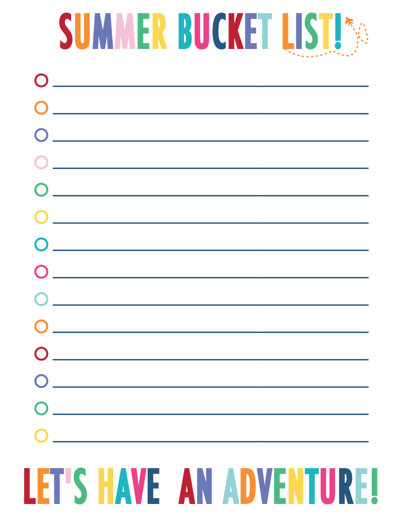 Summer Bucket List Template from images.squarespace-cdn.com