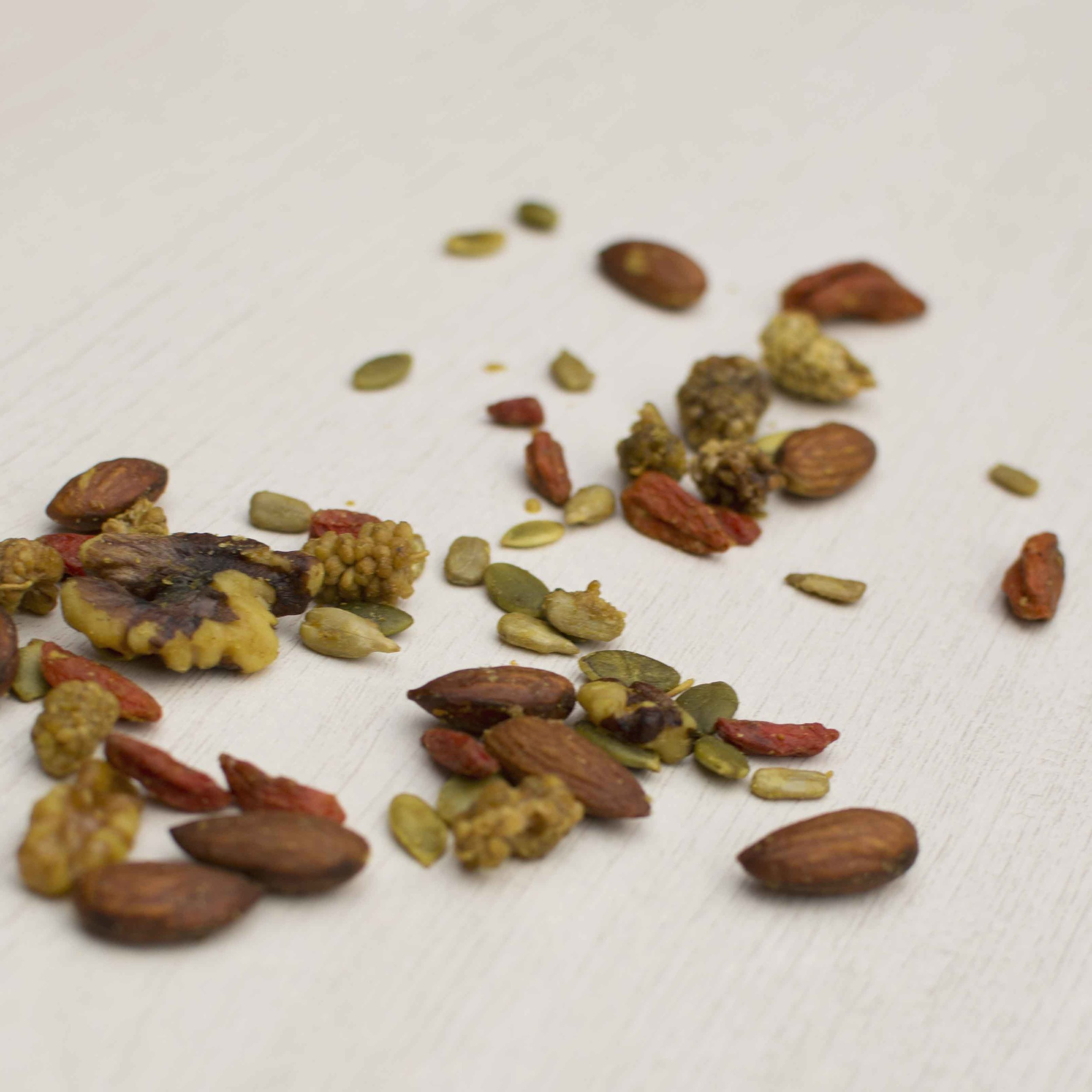 """Everyone got small to-go samples of the """"Trippy Trailmix"""" recipe from the cookbook, infused with cannabis of course. Healthy, delicious, and cannabis infused!It was so delicious that I had to keep reminding myself that it was infused and to not eat too much at once."""