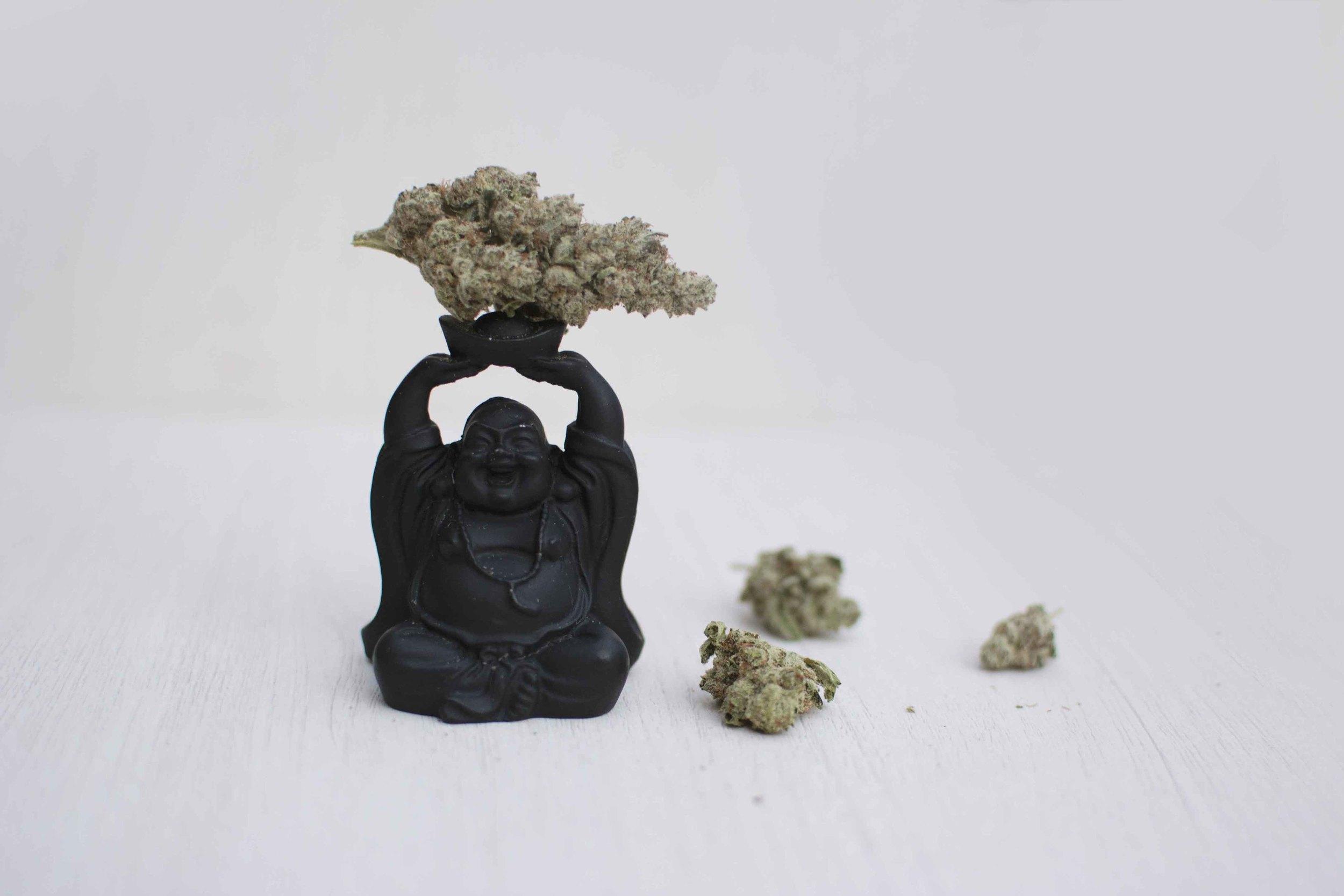 Buddha + Nirvana
