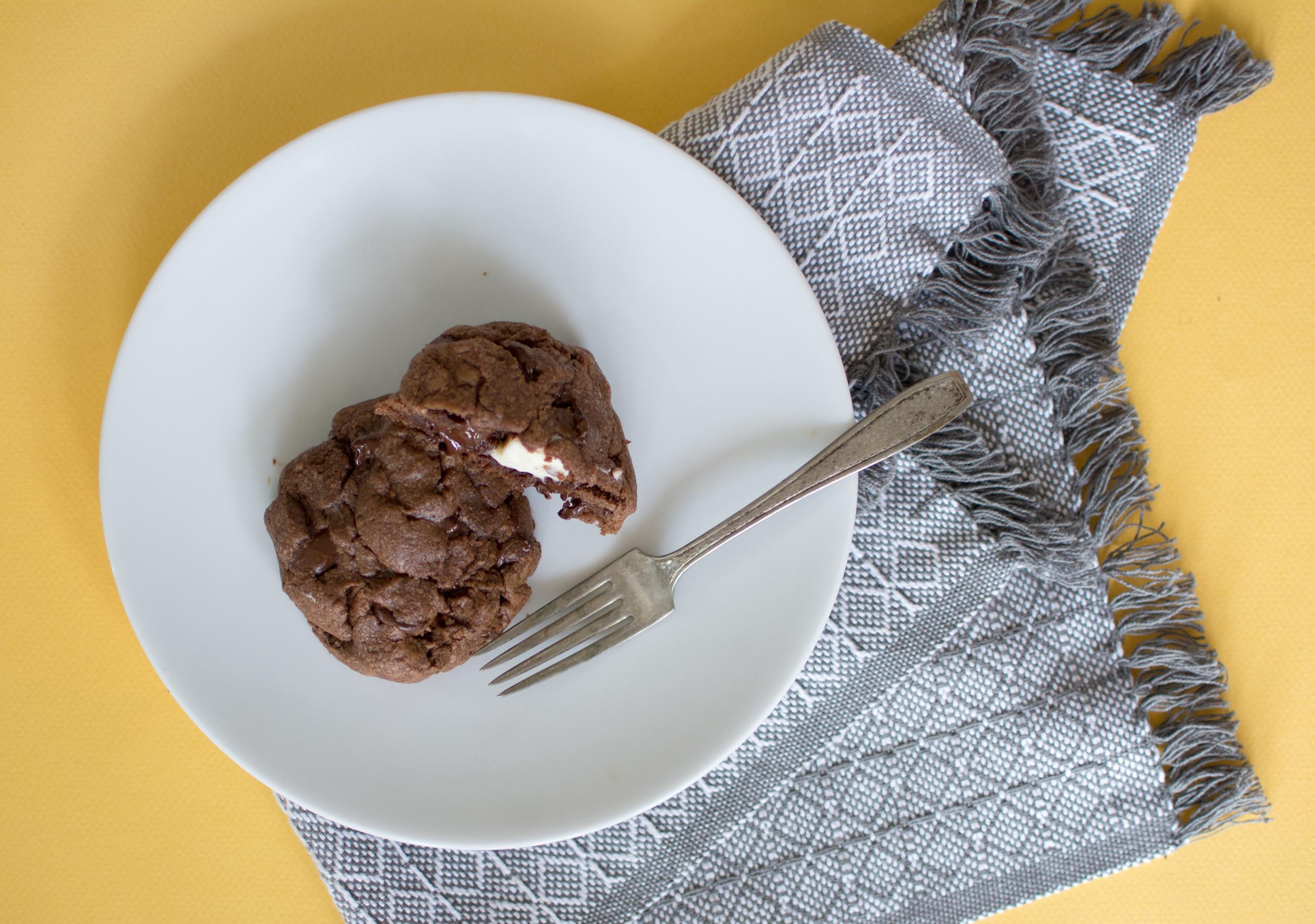 chocolate-cream-cheese-cookies