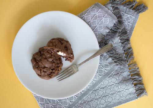 Cream Cheese Chocolate Cookies