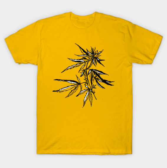 cannabis-illustration-shirt-kristen-wiliams-designs
