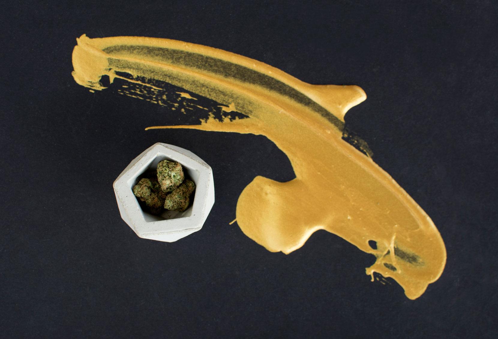 geometry-buds-paint-greenandgold.jpg