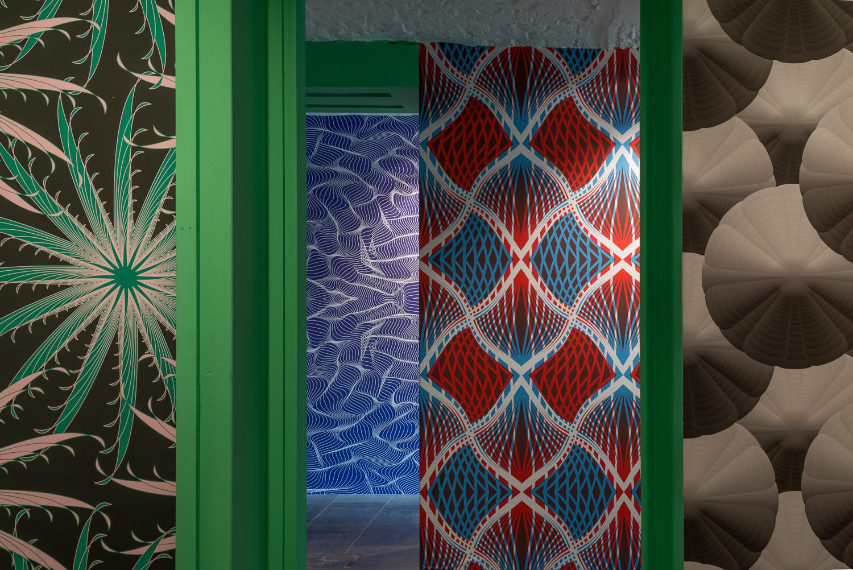 Exhibition by  Hansje van Halem , at the UvA Bijzondere Collecties, Amsterdam, The Netherlands 2017.