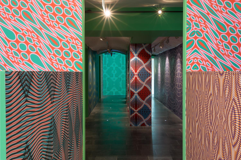 Exhibition by  Hansje van Halem , at UvA Bijzondere Collecties, Amsterdam, The Netherlands, 2017.