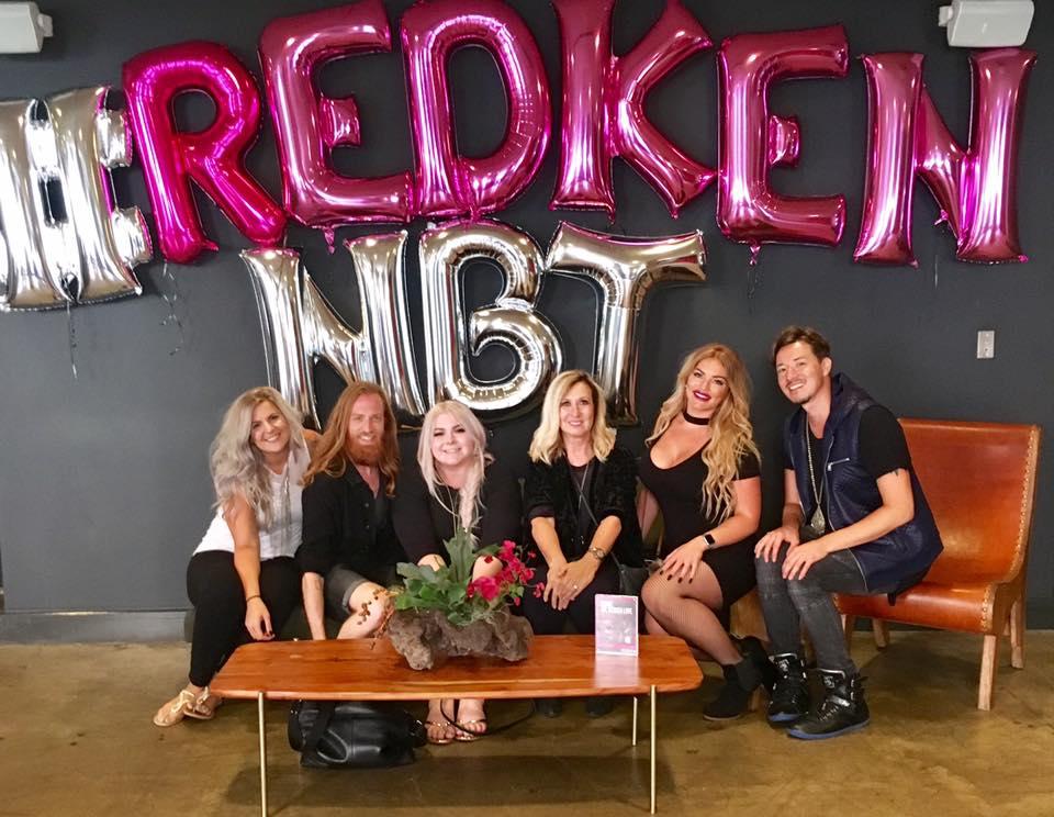 Redken NBT winners for Artist Experience