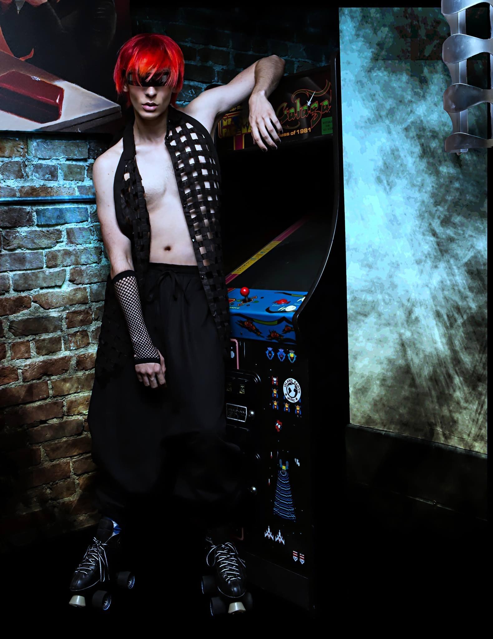 model David Farsetti