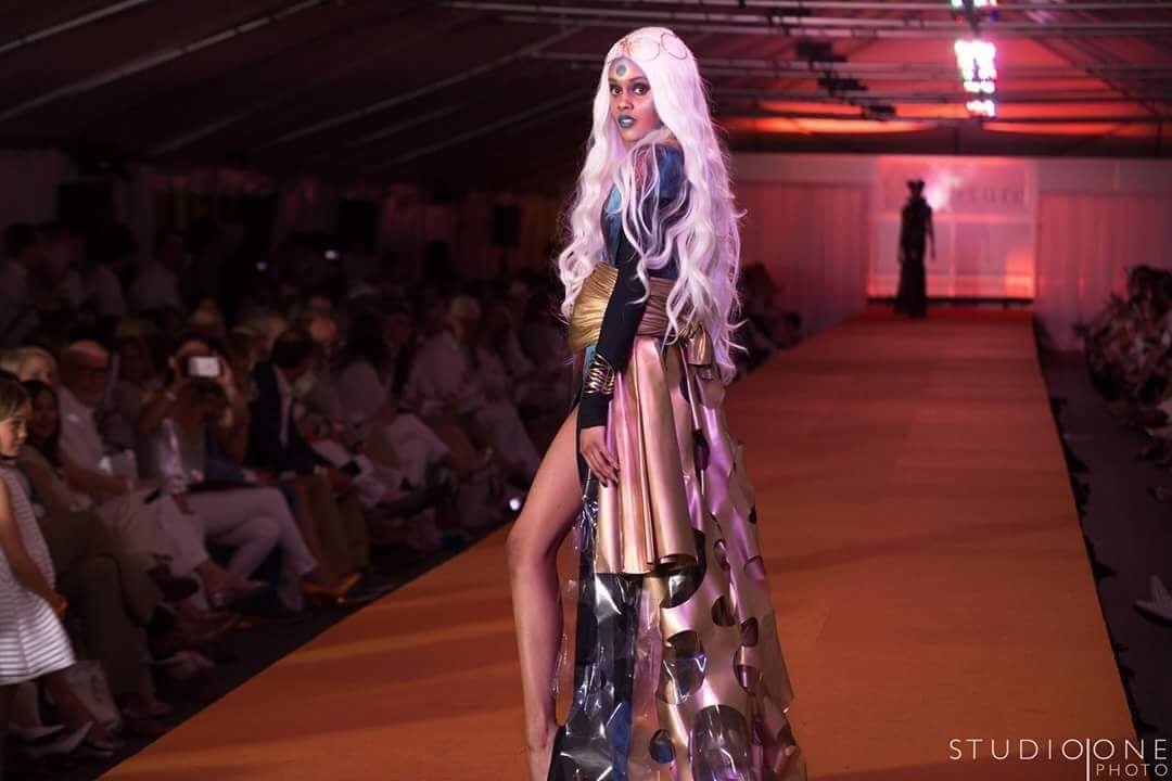 Centria slays the runway. Image by Studio One Photo