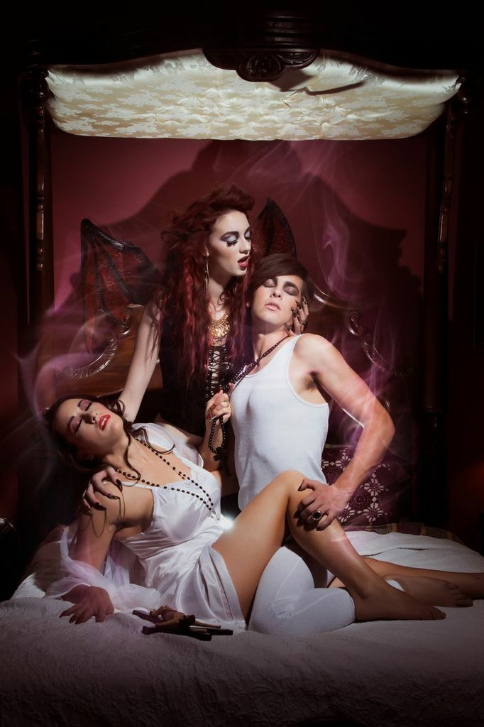 - Succubus Origins image by Joey Goldsmith