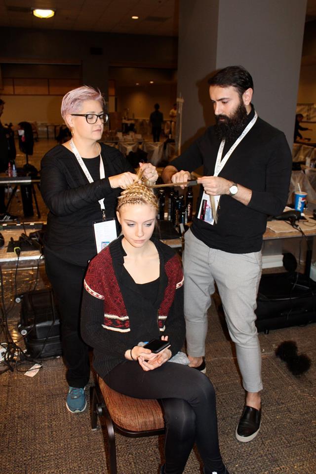 all that braids with Jennifer & Alireza