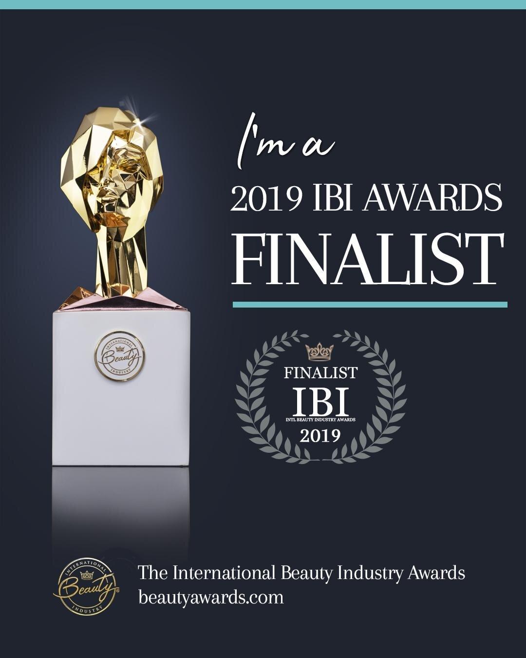 - 2019 IBI Award Finalist
