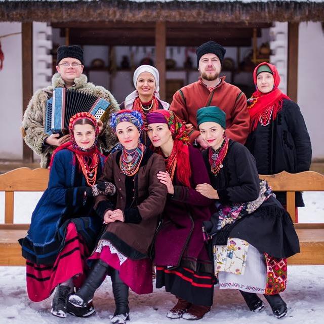 ROZHANYTSIA (UA) UKRAINIAN SONG + DANCE