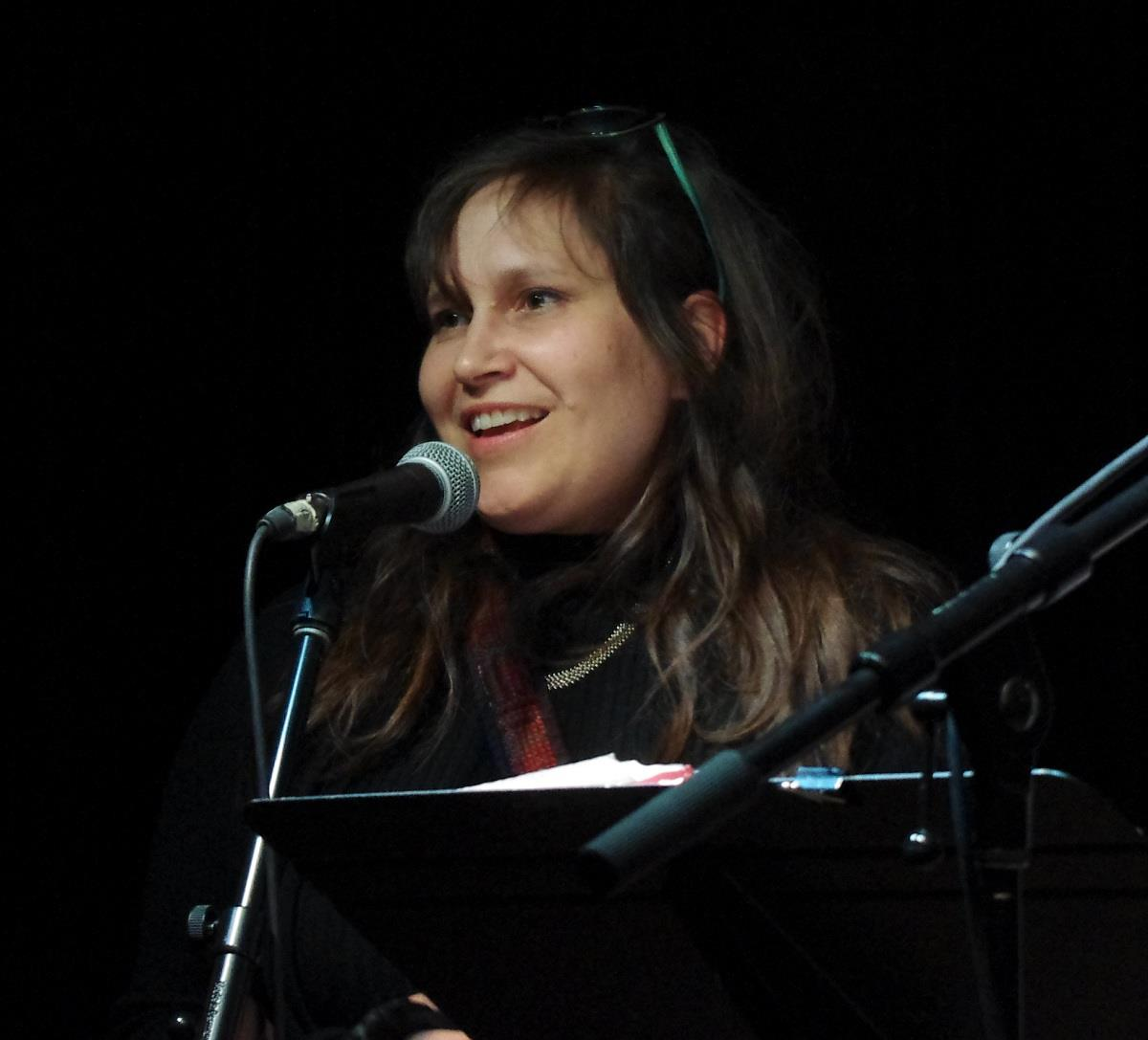 ANDREA KUZMICH - Georgian Polyphonic Singing Workshop Instructor