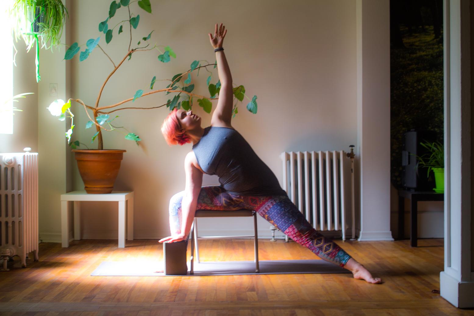 KASSANDRAPRUS - Yoga