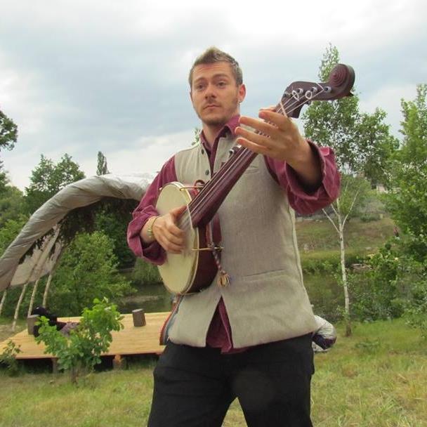 BRIAN DOLPHIN American Folk Singing