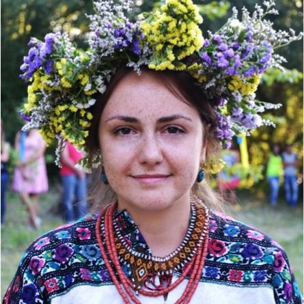 IRYNA VOLOSHYNA  (UKRAINE) Ukrainian Singing