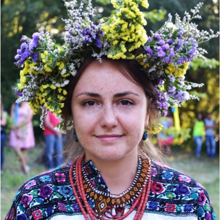 IRYNA VOLOSHYNA - Khmelnytskyi, Ukraine