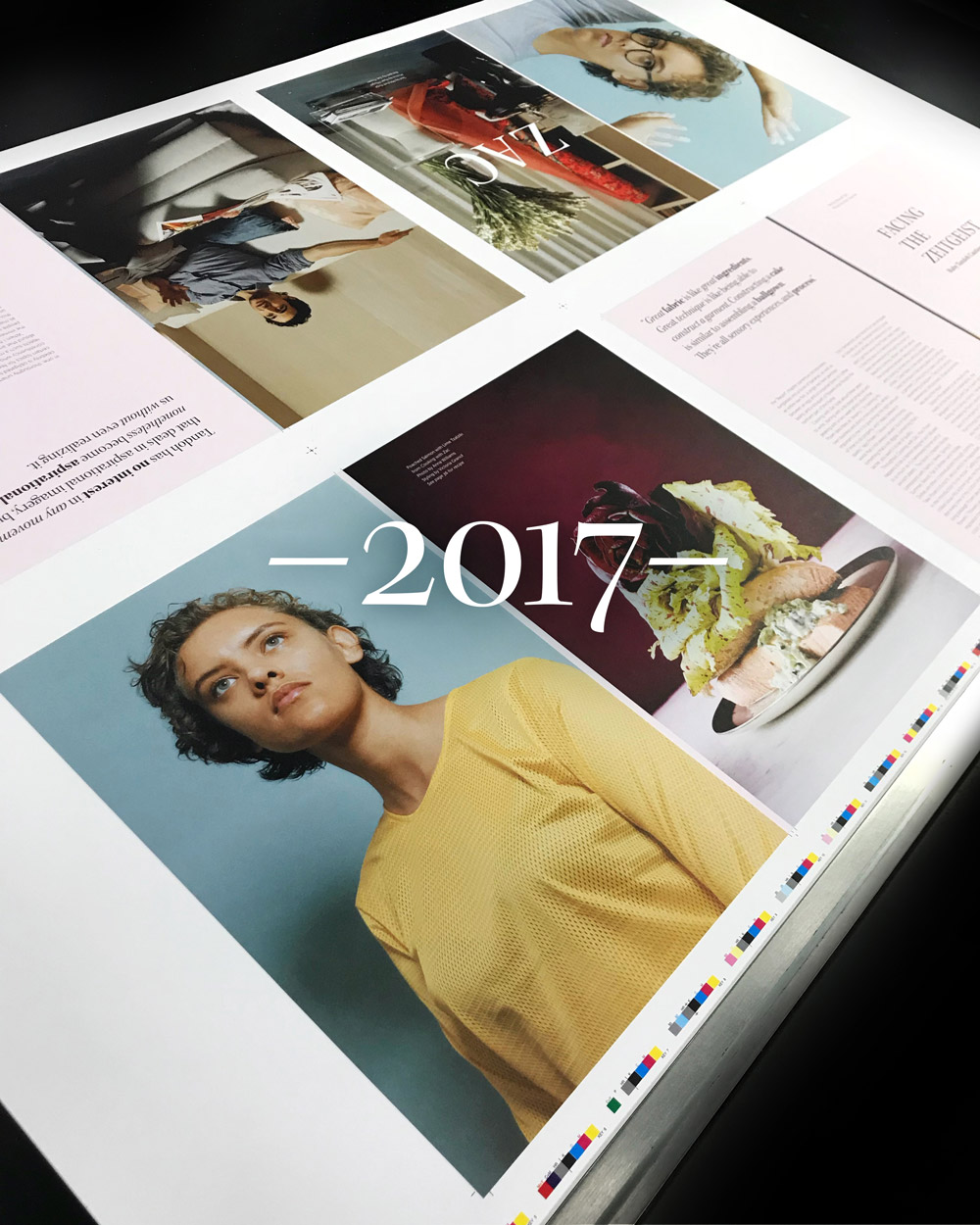 From in the printer in Augusta, Maine, with Issue 5