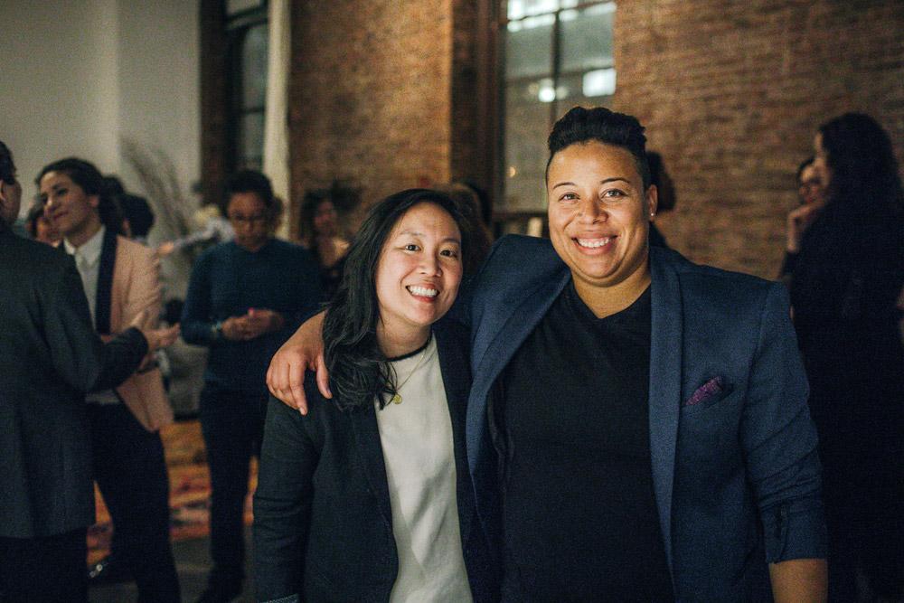 JaynesBeard founders Sabrina Chen (left) and Alana McMillan (right)