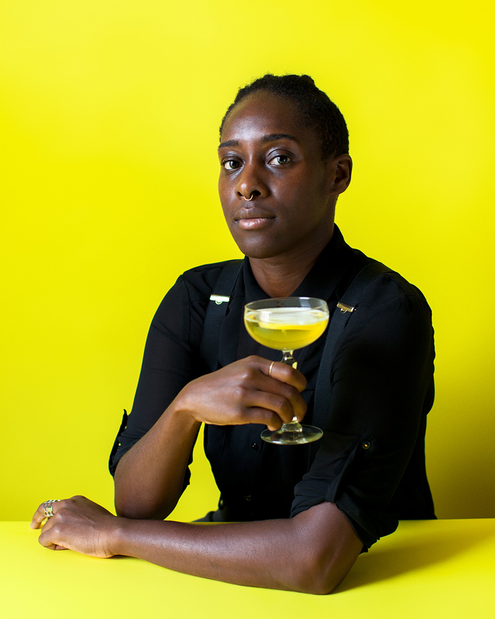 Sheila Udeagu,    @sheilau     Occupation:  Photographer   Something that inspires me:  The queer community