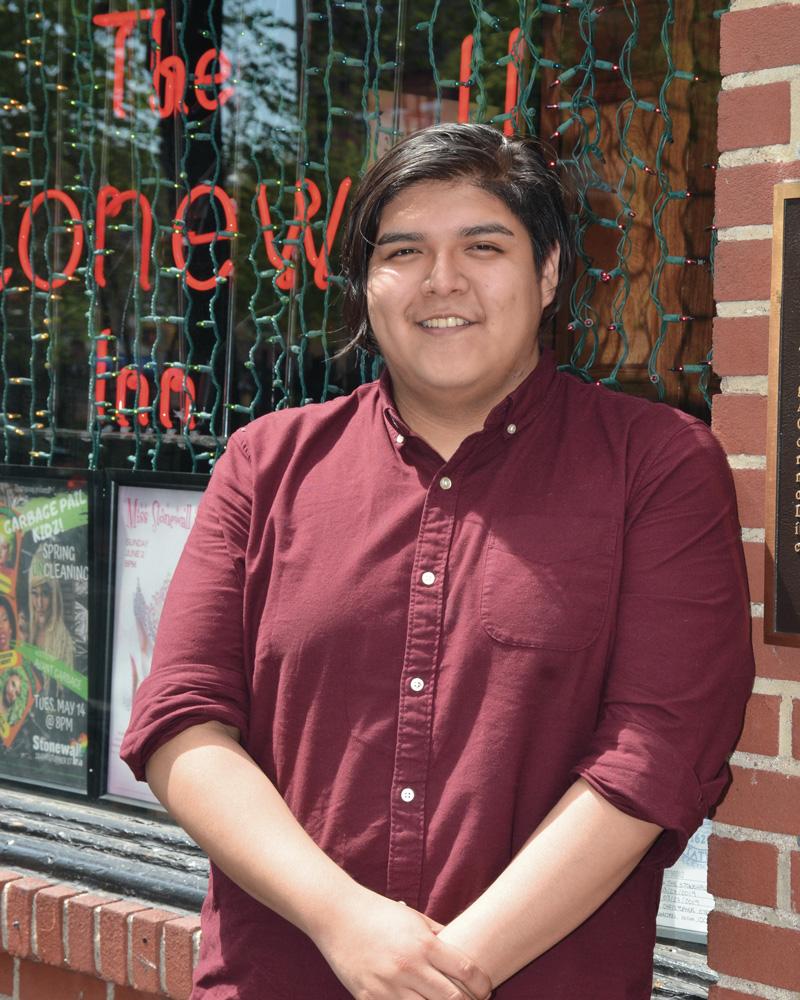 "HMI PrideTable Storyteller Rafael ""Nacho"" Hernandez"