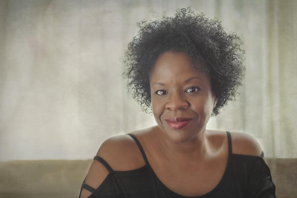 """""""Of a Certain Age"""" _ A Self-Portrait by Lynette C. Davis"""