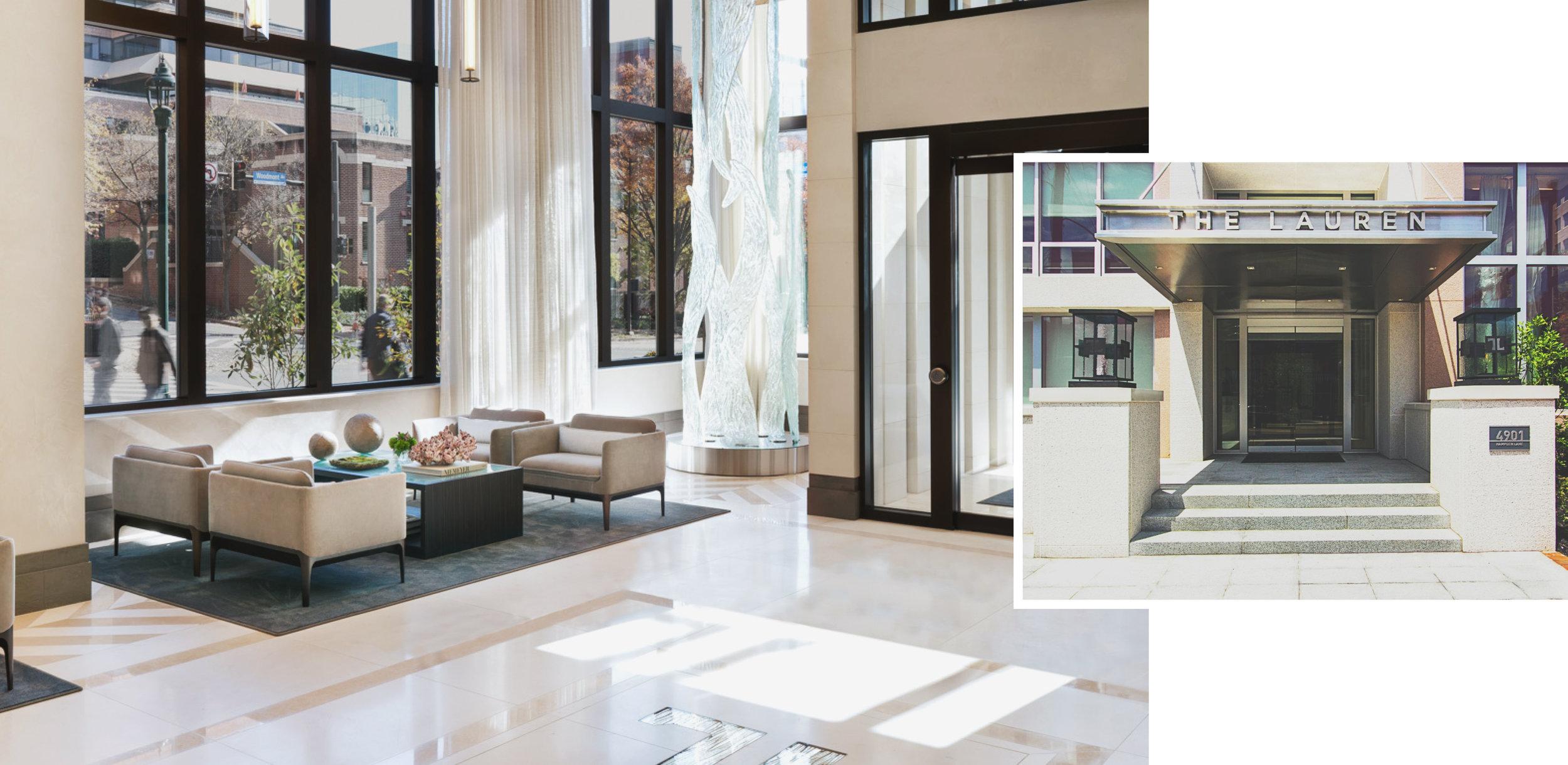 The Lauren Residences - Bethesda, MD