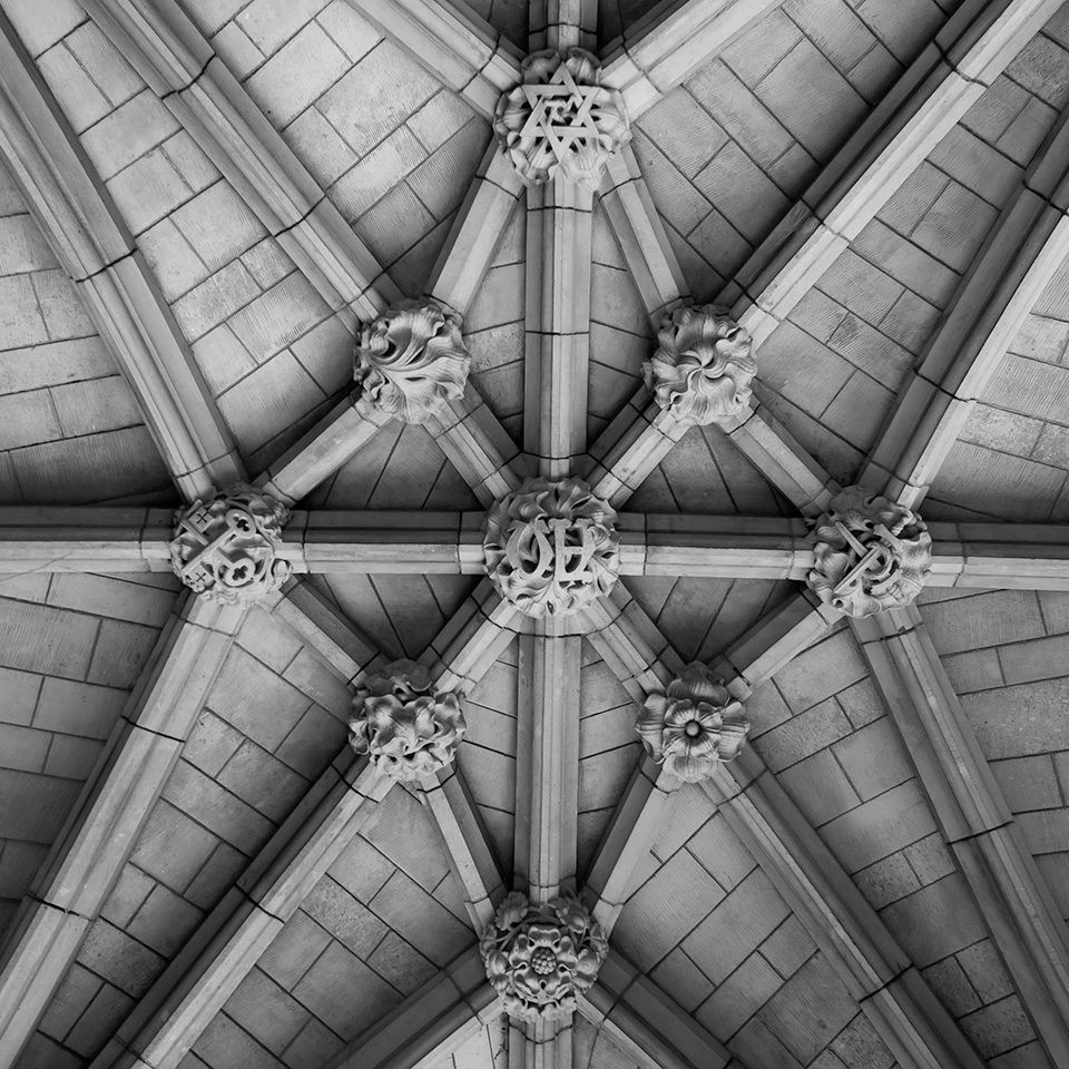 detail #9  Church of StMargaret :London, England2013