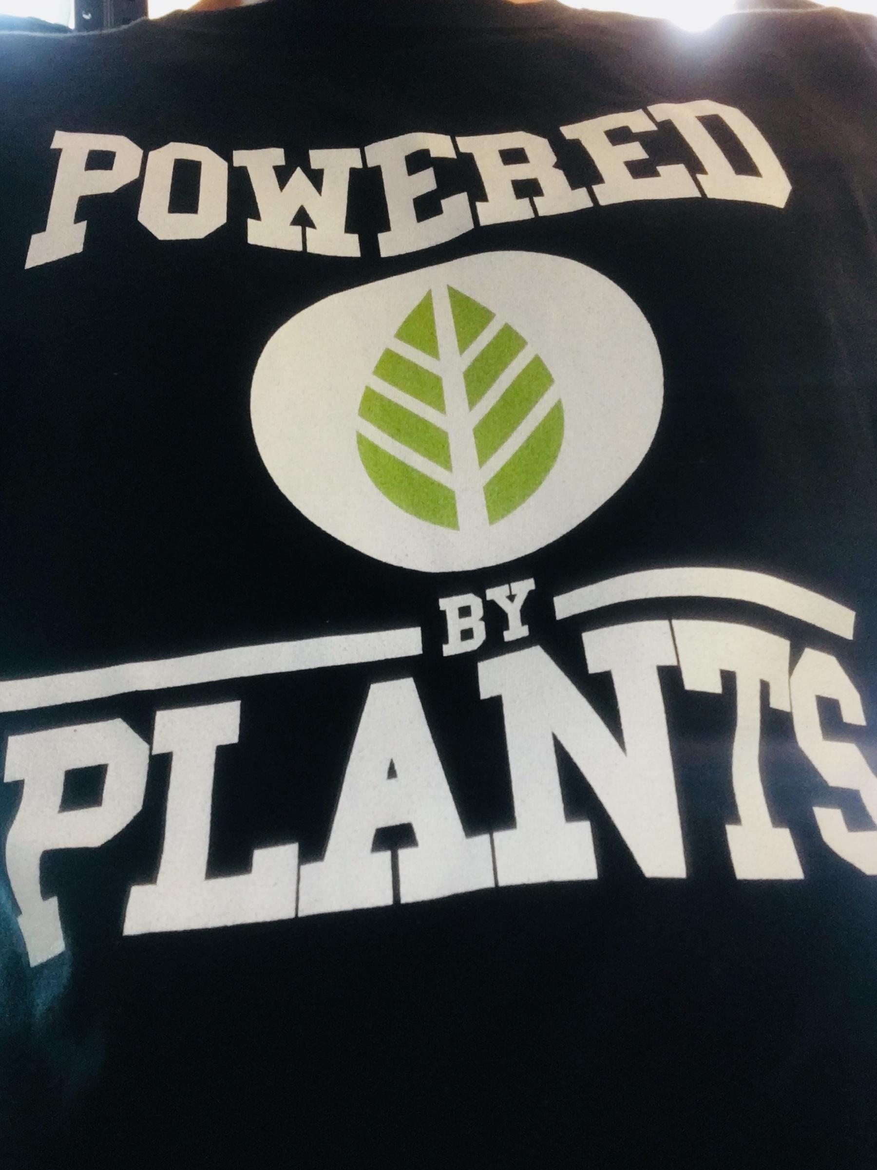 Powered by plants TShirt.jpg