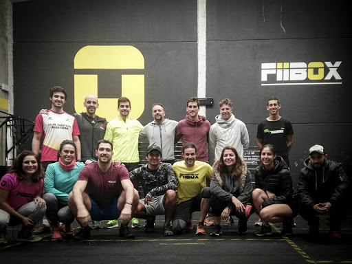 TALLER POSE RUNNING - FIIBOX