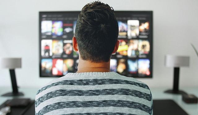 ver la tele en ingles
