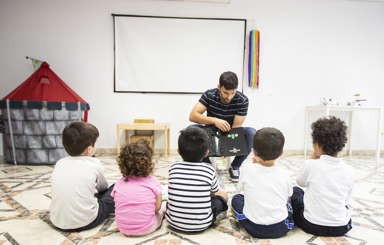 Da a tus hijos la oportunidad de que los idiomas formen parte de su vida -